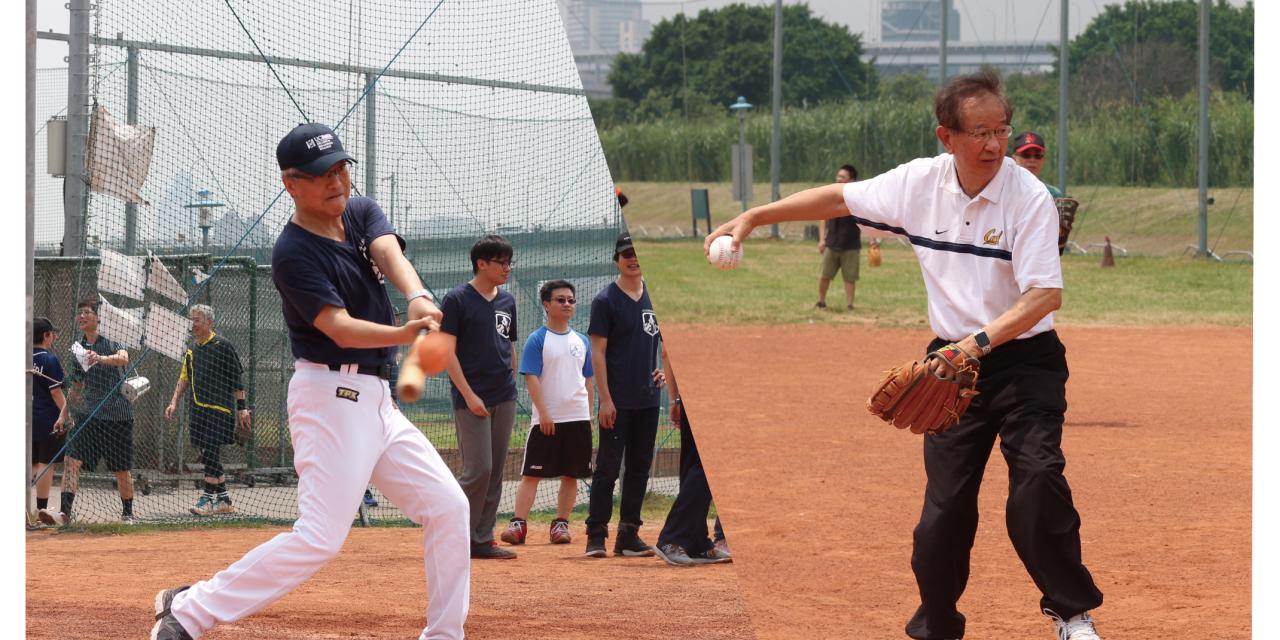 以球會友—夏日壘球歡樂聯誼活動