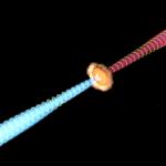本院首度觀測 原恆星噴流帶有磁場