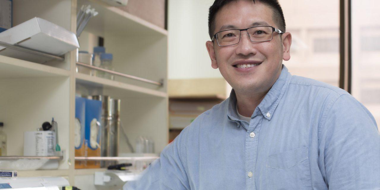 從「高中生」到「分子生物學家」 專訪詹世鵬