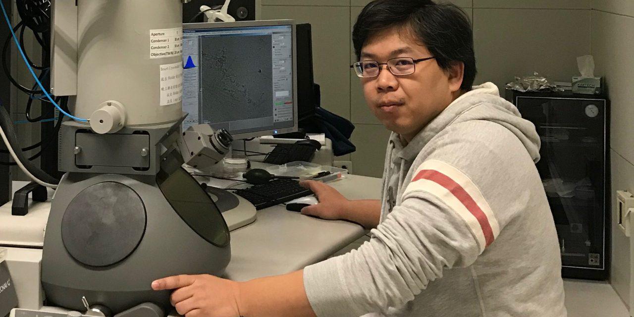 新進人員介紹-生物化學研究所助研究員吳昆峯博士