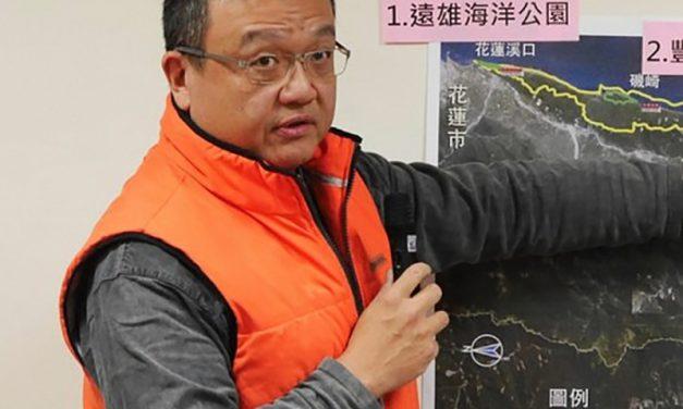 本院生物多樣性研究中心陳昭倫研究員榮獲108年度「林業及自然保育有功人士」