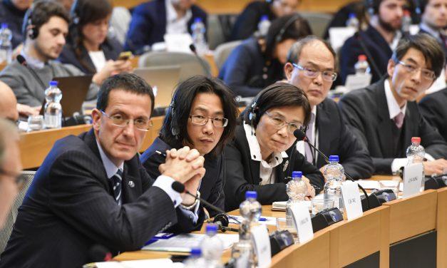 歐美所吳建輝副研究員參與歐臺經貿關係聽證會