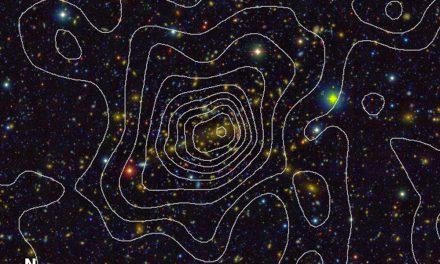 【專欄】Dark Matter Structure in Galaxy Clusters Revealed by Gravitational Lensing