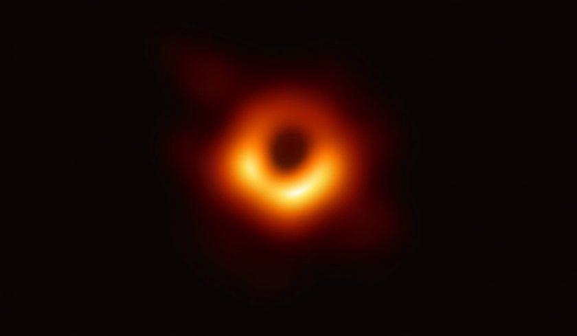 看到了!本院參與國際計畫 發表史上首張黑洞影像