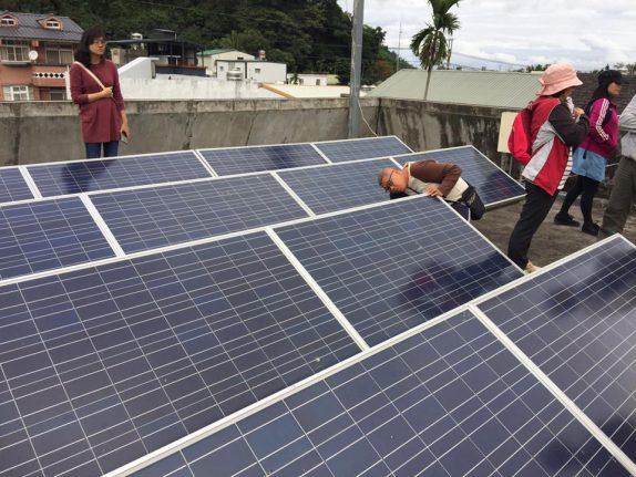 怕停電、省電費、挺綠能?臺灣公民電廠正發威