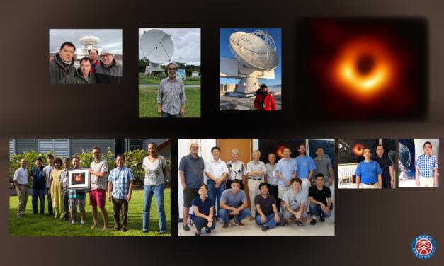 事件視界望遠鏡合作團隊獲得「2020基礎物理突破獎」