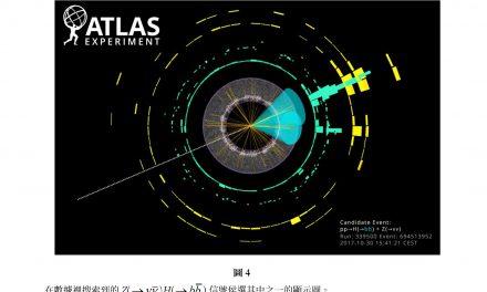 【專欄】ATLAS探測器觀察到希格斯玻色子衰變為一對底夸克