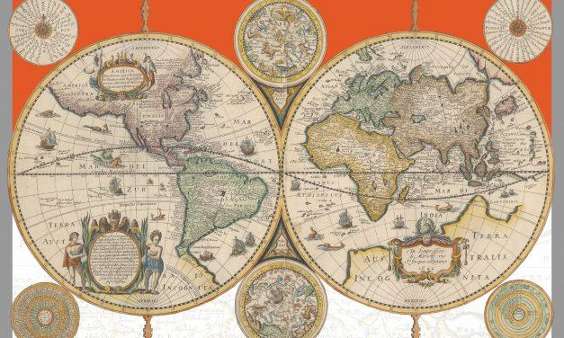 2019郭廷以學術講座──Completing the Map of the World, 1644: Cartographic Exchange between China and Europe