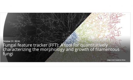 影像分析軟體「Fungal Feature Tracker」將可促進真菌學研究