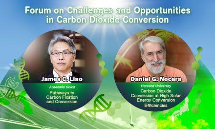 化學所講座:Forum on Challenges and Opportunities in Carbon Dioxide Conversion
