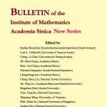 《數學集刊》第14卷第4期已出刊