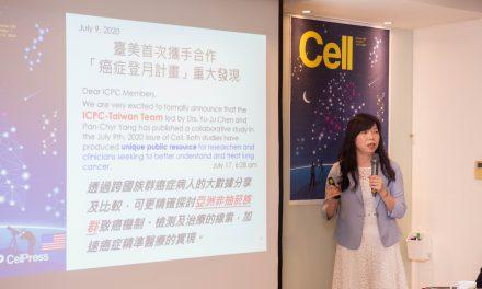 臺灣半數肺癌患者沒吸菸 精準醫療研究登頂尖期刊