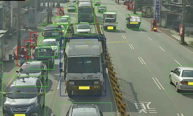 全球搶用的物件偵測演算法上線  最神速精準 一眼揪出你有沒有超速!