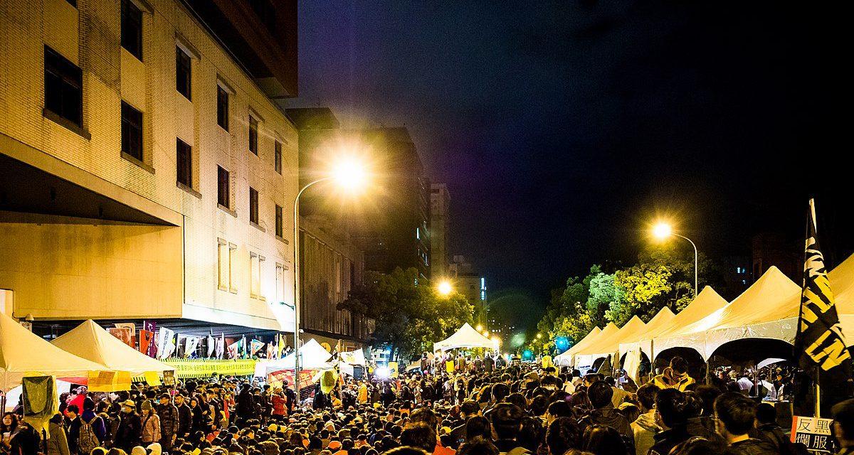 「如果抗爭不會贏,為何還要上街頭?」太陽花、雨傘、反送中運動