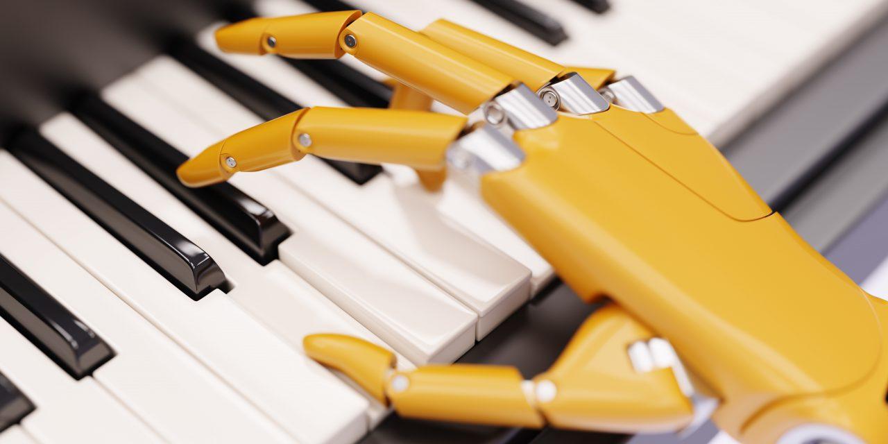 【專欄】我們與機器的距離:與人類互動的虛擬音樂家系統
